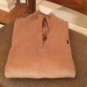 Polo Ralph Lauren men's zip up sweater